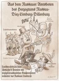November 2009 - Das Nassauer Landrecht wird verkündet